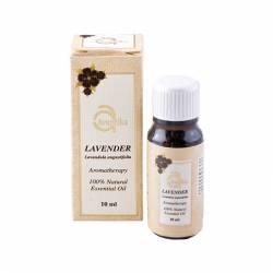 Натуральное эфирное масло Лаванды Авантика (Avantika Natural Essential Lavender Oil), 10мл
