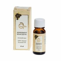 Натуральное эфирное масло Мяты Авантика (Avantika Natural Essential Peppermint Oil), 10мл