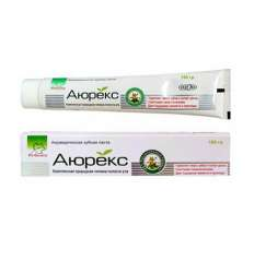 Зубная паста Комплексная природная гигиена полости рта Аюрекс, 100г