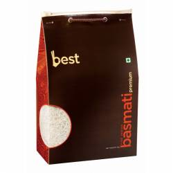 Рис Басмати Премиум Бест (Best Basmati Premium Rice), 5кг