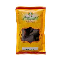 Тмин чёрный/калонджи Бестофиндия (Bestofindia Kalonji), 100г