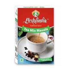 Смесь специй для чая и молока Ти Микс Масала Бестофиндия (Bestofindia Tea Mix Masala), 50г