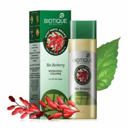 Лосьон для лица Биотик Био Барбарис (Biotique Bio Berberry Hydrating Cleanser), 120мл