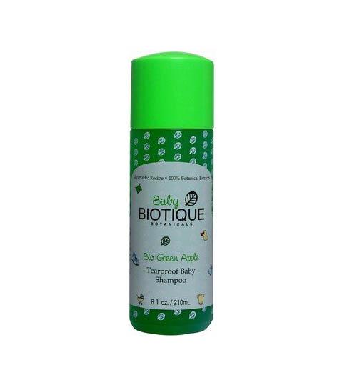 Детский шампунь Biotique Bio Apple Tearproof Baby Shampoo, 120мл