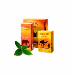 Чай чёрный листовой Индус (Indus), 250г
