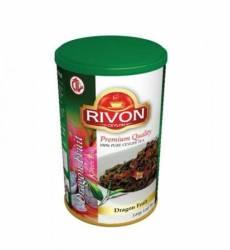 Чай зеленый премиум-качества Глаз Дракона Ривон (Rivon Ceylon Dragon Fruit Green Tea), 100г