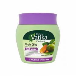 Питательная маска для волос с оливой глубокого кондиционирования Дабур Ватика (Dabur Vatika Virgin Olive Deep Conditioning Mask), 500г