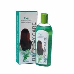Аюрведическое масло для волос Хна Дэй Ту Дэй Кэр (Day 2 Day Care), 200мл