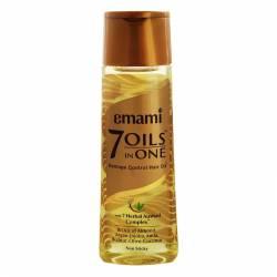 Масло для повреждённых волос 7в1 Эмами (Emami 7 Oils in One), 100мл
