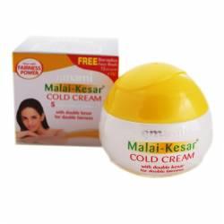 Крем для лица с шафраном и сливками 5 зимних функций Эмами (Emami Malai-Kesar Cold Cream 5 Power Winter Formula), 60мл