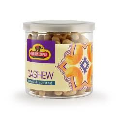 Кешью жаренный с черной солью Гуд Сайн Компани (Good Sign Company Cashew Salted and Roasted), 100г
