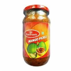 Пикули Халдирамс Манго (Haldiram's Mango Pickle), 400г