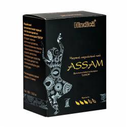 Чай индийский чёрный Ассам Хиндика (Hindica Assam TGFOP), 100г