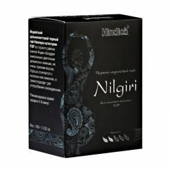 Чай индийский чёрный Нилгири Хиндика (Hindica Nilgiri FOP), 100г