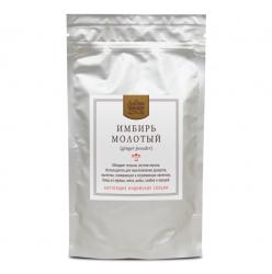 Имбирь сушеный молотый (Dry Ginger Powder), 100г