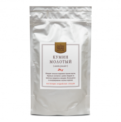 Кумин/Зира молотый Золото Индии (Cumin/Jeera Powder), 100г