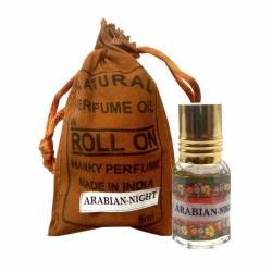 Духи-масло Арабская Ночь Индийский Секрет (The Indian Secret Natural Perfume Oil Arabian Night), 5мл