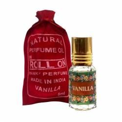 Духи-масло Ваниль Индийский Секрет (The Indian Secret Natural Perfume Oil Vanilla), 5мл