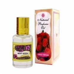 Духи-масло Королева Ночи Индийский Секрет (The Indian Secret Natural Perfume Oil Night Queen), 5мл