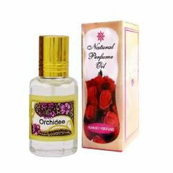 Духи-масло Орхидея Индийский Секрет (The Indian Secret Natural Perfume Oil Orchidee), 5мл
