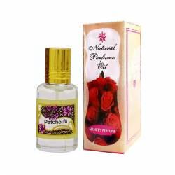 Духи-масло Пачули Индийский Секрет (The Indian Secret Natural Perfume Oil Patchouli), 5мл