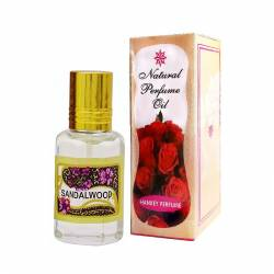 Духи-масло Сандал Индийский Секрет (The Indian Secret Natural Perfume Oil Sandalwood), 5мл