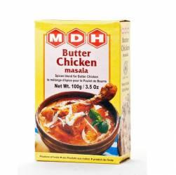 Смесь специй Баттер Чикен Масала Махашиан Ди Хатти (MDH Butter Chicken Masala), 100г