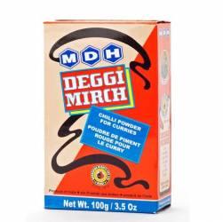 Красный перец чили Дегги Мирч Махашиан Ди Хатти (MDH Deggi Mirch), 100г