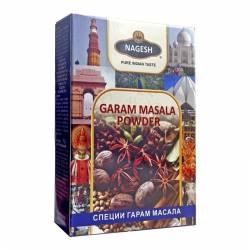 Смесь специй Гарам Масала Нагеш (Nagesh Garam Masala Powder), 100г