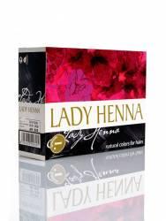Краска для волос на основе хны Черная Леди Хенна (Lady Henna natural colors for hairs), 60г