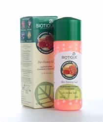 Гель для умывания Биотик Био Мед (Biotique Bio Honey Gel Lightening Foaming Cleanser), 120мл