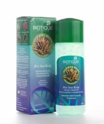 Кондиционер для роста волос Биотик Био Водоросли (Biotique Bio Sea Kelp Fresh Growth Revitalizing Conditioner), 120мл