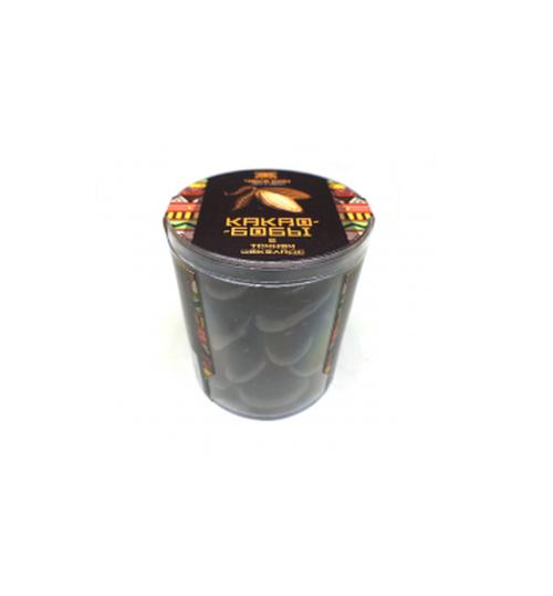 Какао-бобы в тёмном шоколаде Чоко Бин, 100г