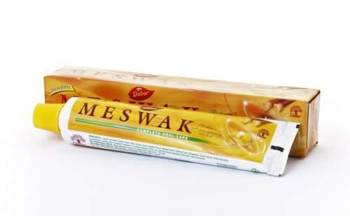 Аюрведическая зубная паста Месвак Дабур (Dabur Meswak Complete Oral Care), 100г