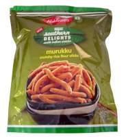 Хрустящие Палочки Халдирамс Мурукку (Haldiram's Murukku Crunchy Rice Flour Sticks), 200г