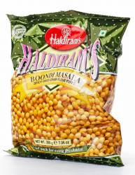 Шарики Халдирамс Бонди Масала (Haldiram's Boondi Masala Spicy Fried Gram Flour Puffs), 200г