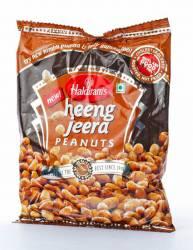 Арахис Халдирамс Хин Джера (Haldiram's Heeng Jeera Peanuts), 200г