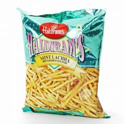 Картофельные Палочки Халдирамс Минт Лача (Haldiram's Mint Laccha Mint Flavour Potato Sticks) , 200г