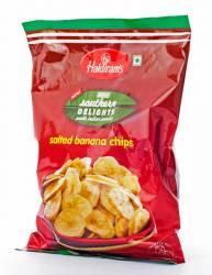 Соленые Банановые Чипсы Халдирамс (Haldiram's Salted Banana Chips), 200г