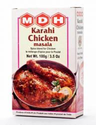 Смесь специй Карахи Чикен Масала Махашиан Ди Хатти (MDH Karahi Chicken Masala), 100г