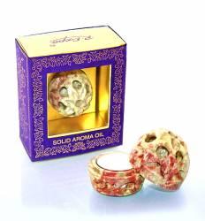 Сухие духи в камне Жасмин Сонг оф Индия (Song of India Solid Aroma Oil), 5г