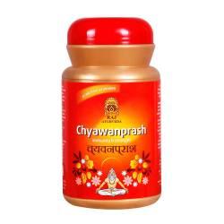 Чаванпраш с шафраном Chyawanprash Raj Ayurveda, 500г
