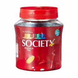 Чай премиум черный гранулированный со специями Сусайти (Society Leaf Tea Masala), 250г