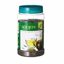 Чай премиум зеленый листовой Сусайти (Society Premium Green Tea), 250г