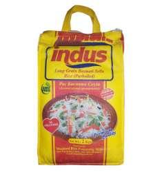 Супер длиннозерный рис Басмати Селла Индус (Indus), 2кг